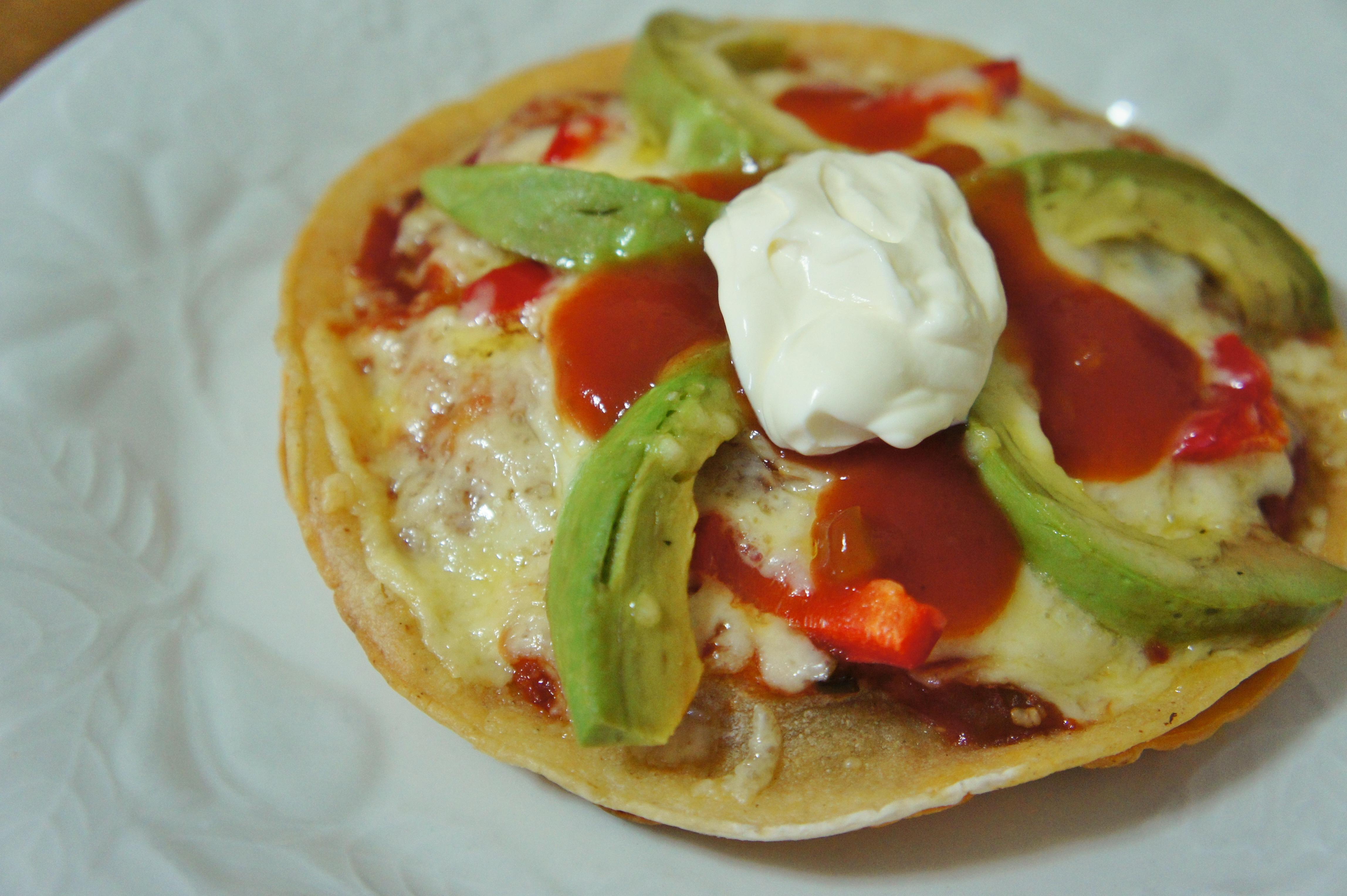 Mexican Pizzadillas (Pizza-Quesadillas) | Close Encounters of the ...