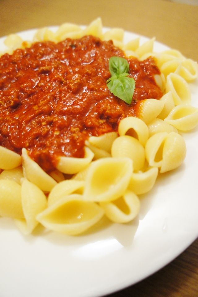 Bolognese Sauce | Close Encounters of the Cooking Kind