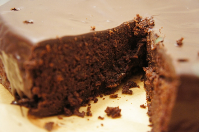 Chocolate Mud Cake | Close Encounters of the Cooking Kind