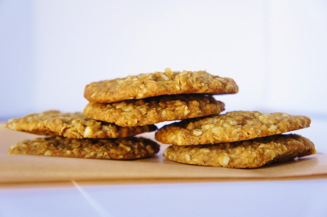Anzac Biscuits | Close Encounters of the Cooking Kind