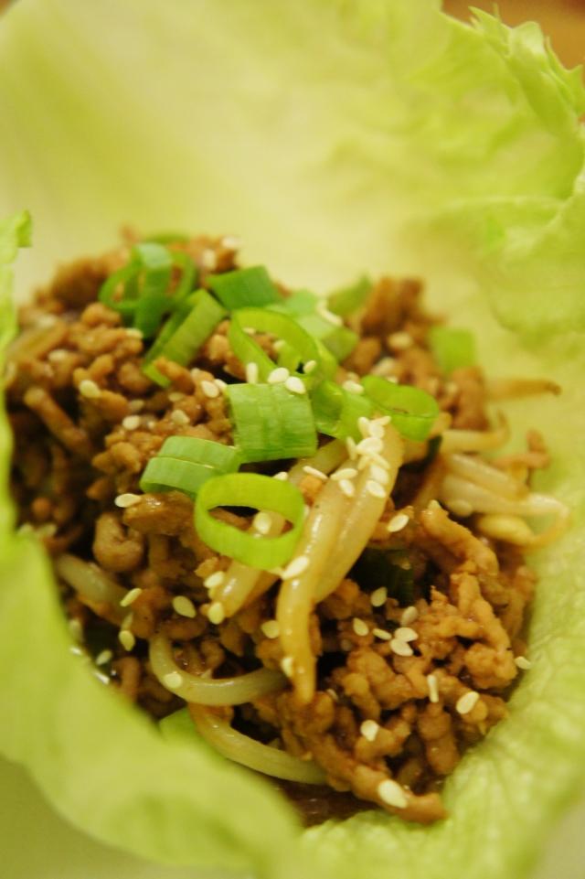 San Choy Bau | Close Encounters of the Cooking Kind