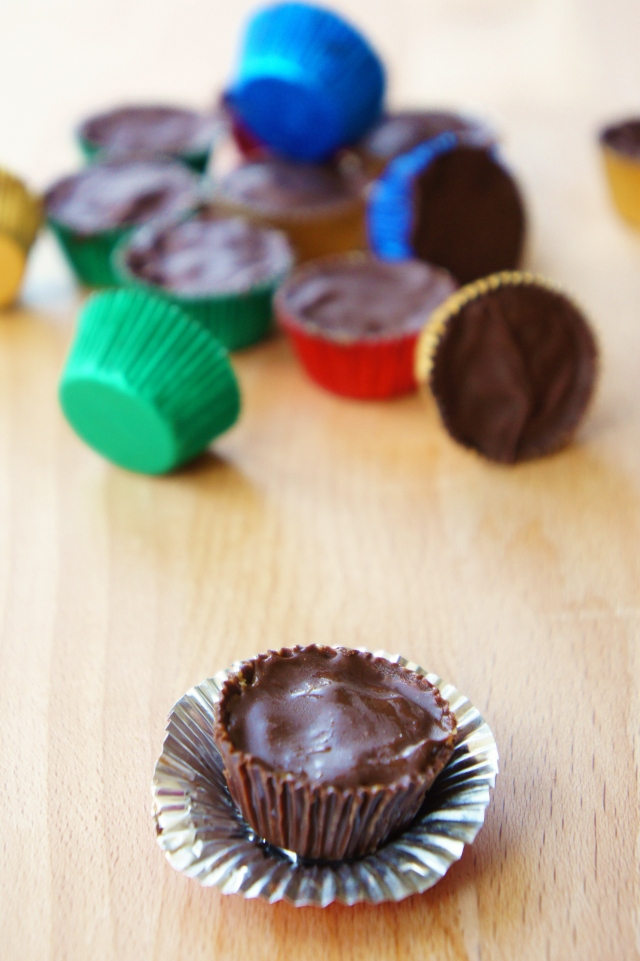 Cookie Butter Cups | Close Encounters of the Cooking Kind