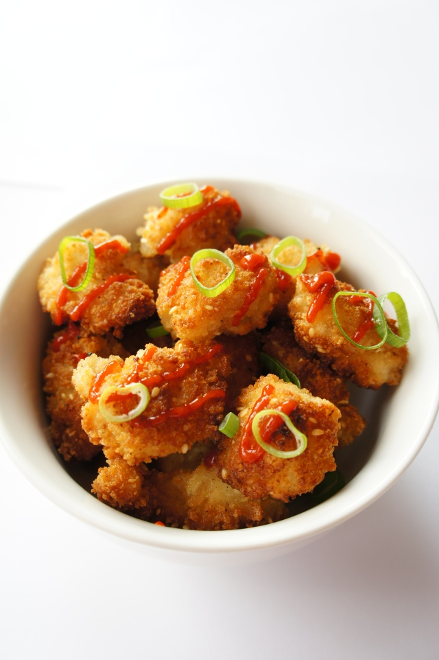 Sesame Chicken Bites | Close Encounters of the Cooking Kind