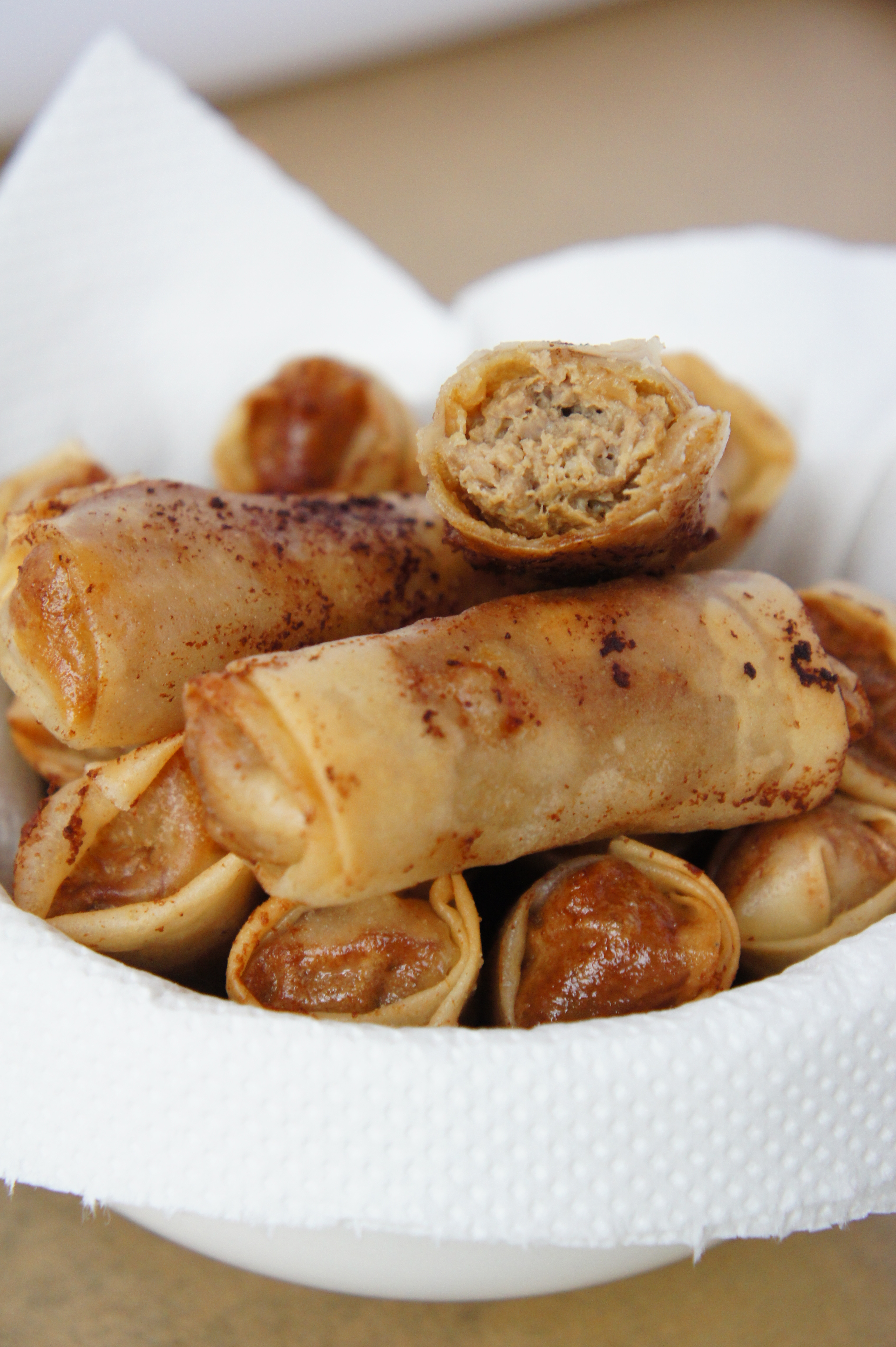 Lumpiang Shanghai (Filipino Spring Rolls)   Close Encounters of the Cooking Kind