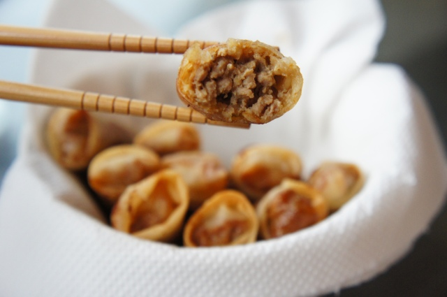 Lumpiang Shanghai (Filipino Spring Rolls) | Close Encounters of the Cooking Kind