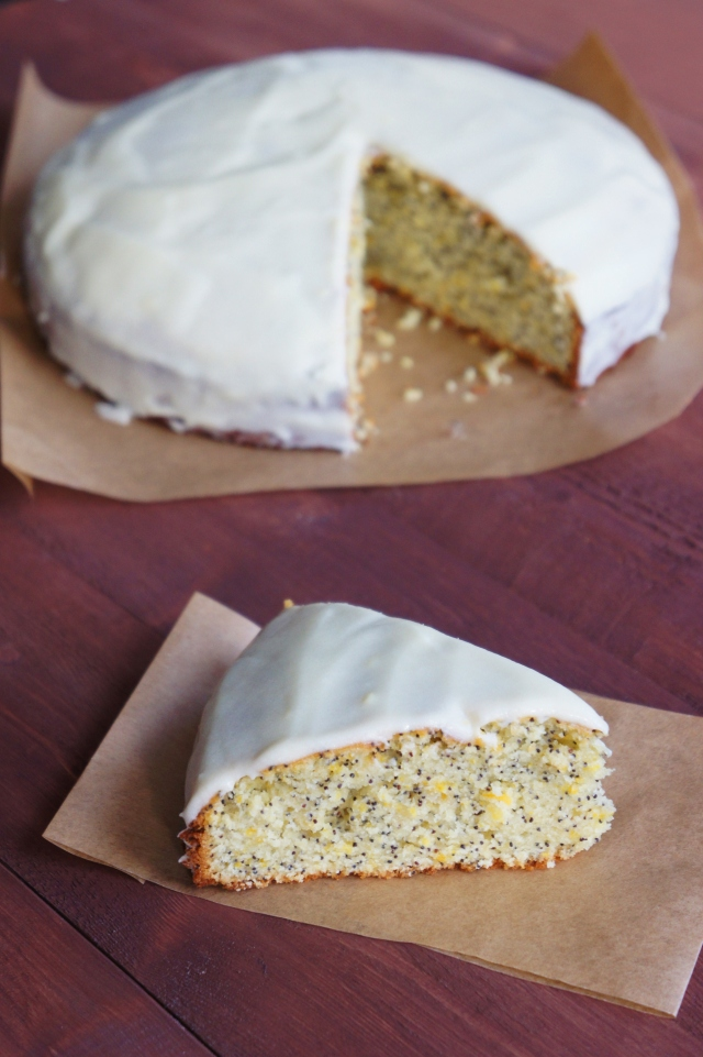 Orange & Poppyseed Cake | Close Encounters of the Cooking Kind