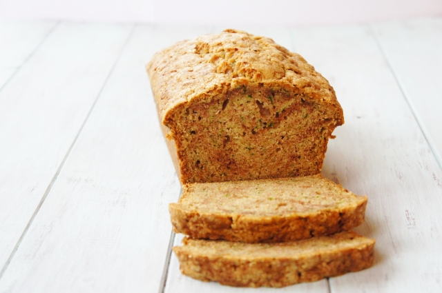 Zucchini Bread | Close Encounters of the Cooking Kind