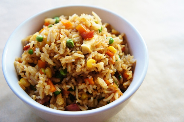 Fried Rice | Close Encounters of the Cooking Kind
