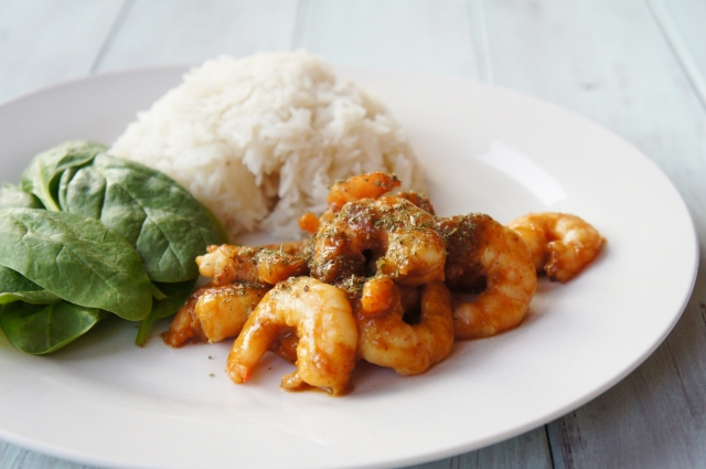 Prawns in Garlic Beer Sauce | Close Encounters of the Cooking Kind