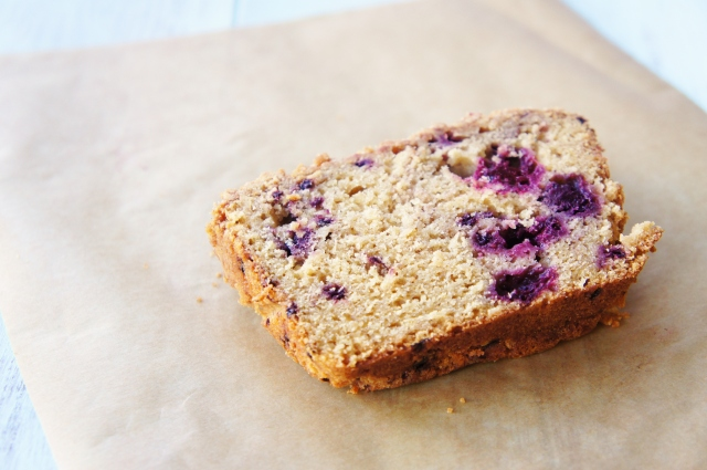 Apple & Blackberry Loaf Cake | Close Encounters of the Cooking Kind