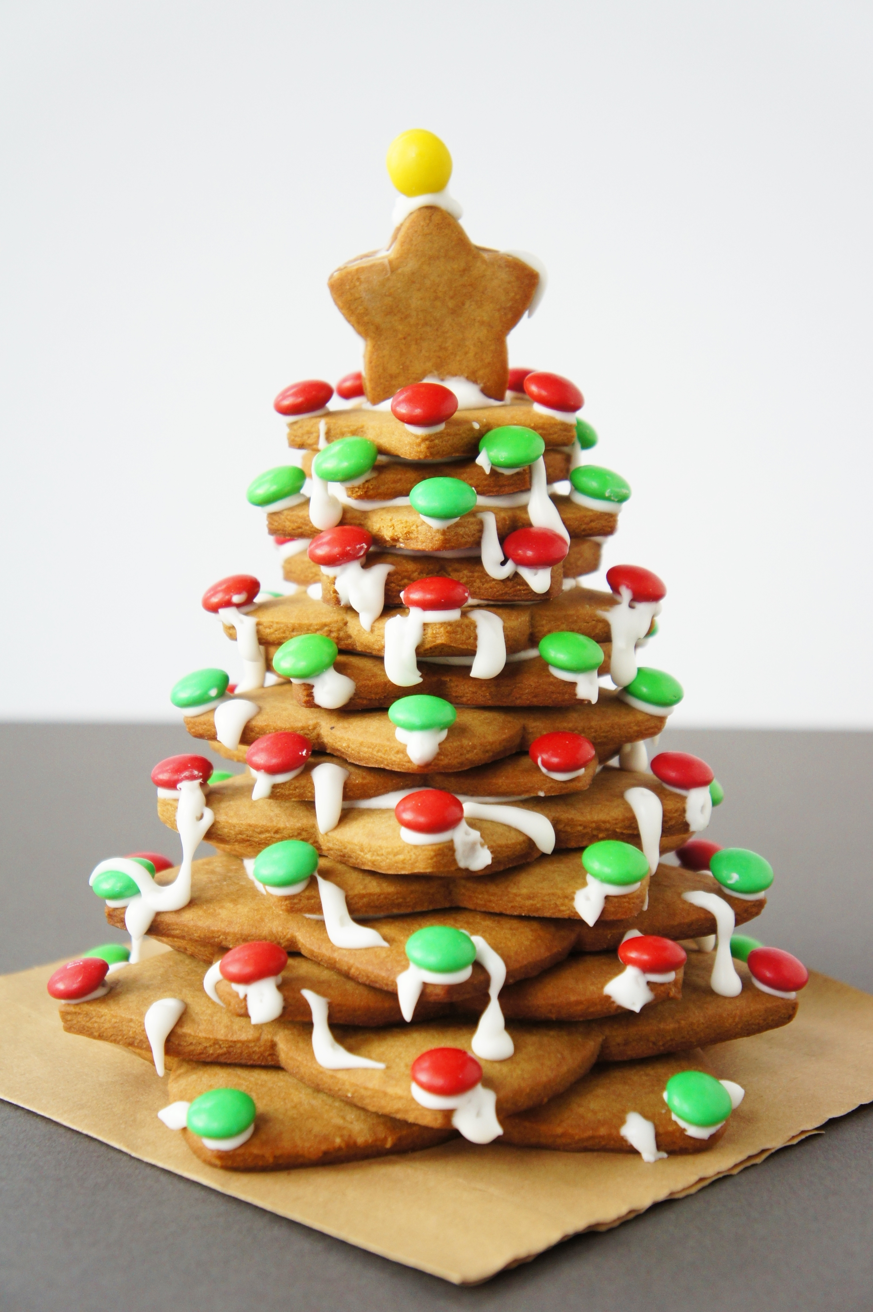 Christmas Tree | Close Encounters of the Cooking Kind