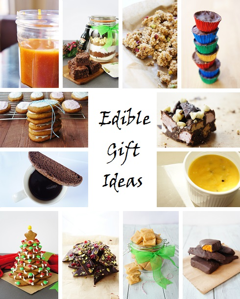 Edible Gift Ideas | Close Encounters of the Cooking Kind