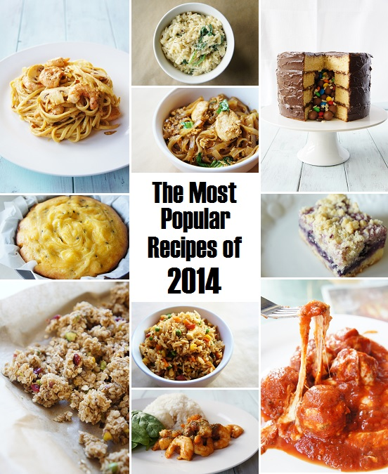 The Most Popular Recipes of 2014 | Close Encounters of the Cooking Kind