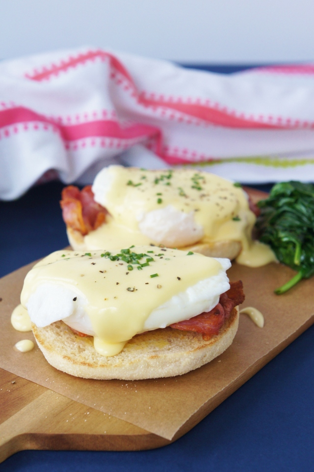 Eggs Benedict | Close Encounters of the Cooking Kind