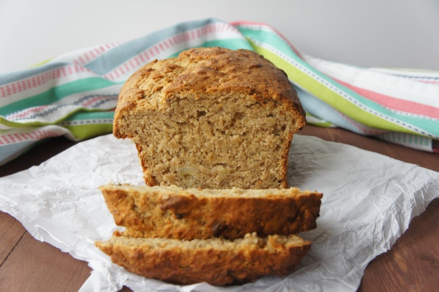 Café-Style Banana Bread | Close Encounters of the Cooking Kind