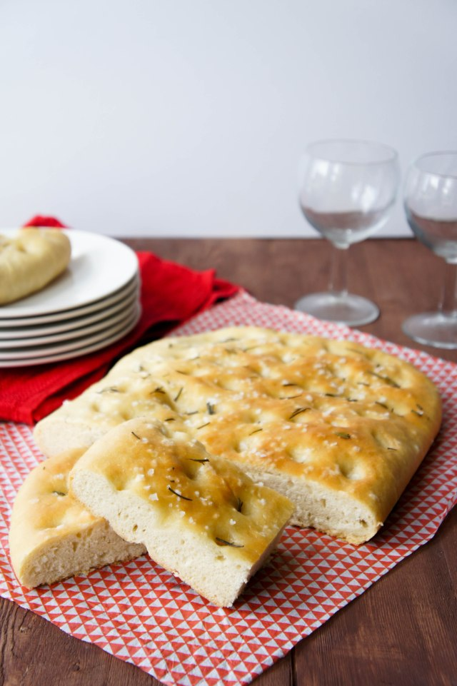 Focaccia | Close Encounters of the Cooking Kind