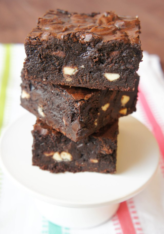 Oreo-Stuffed Brownies   Close Encounters of the Cooking Kind