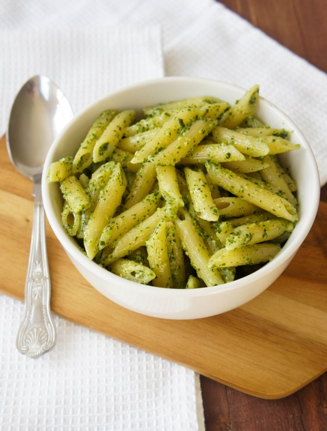Basil Pesto - Close Encounters of the Cooking Kind