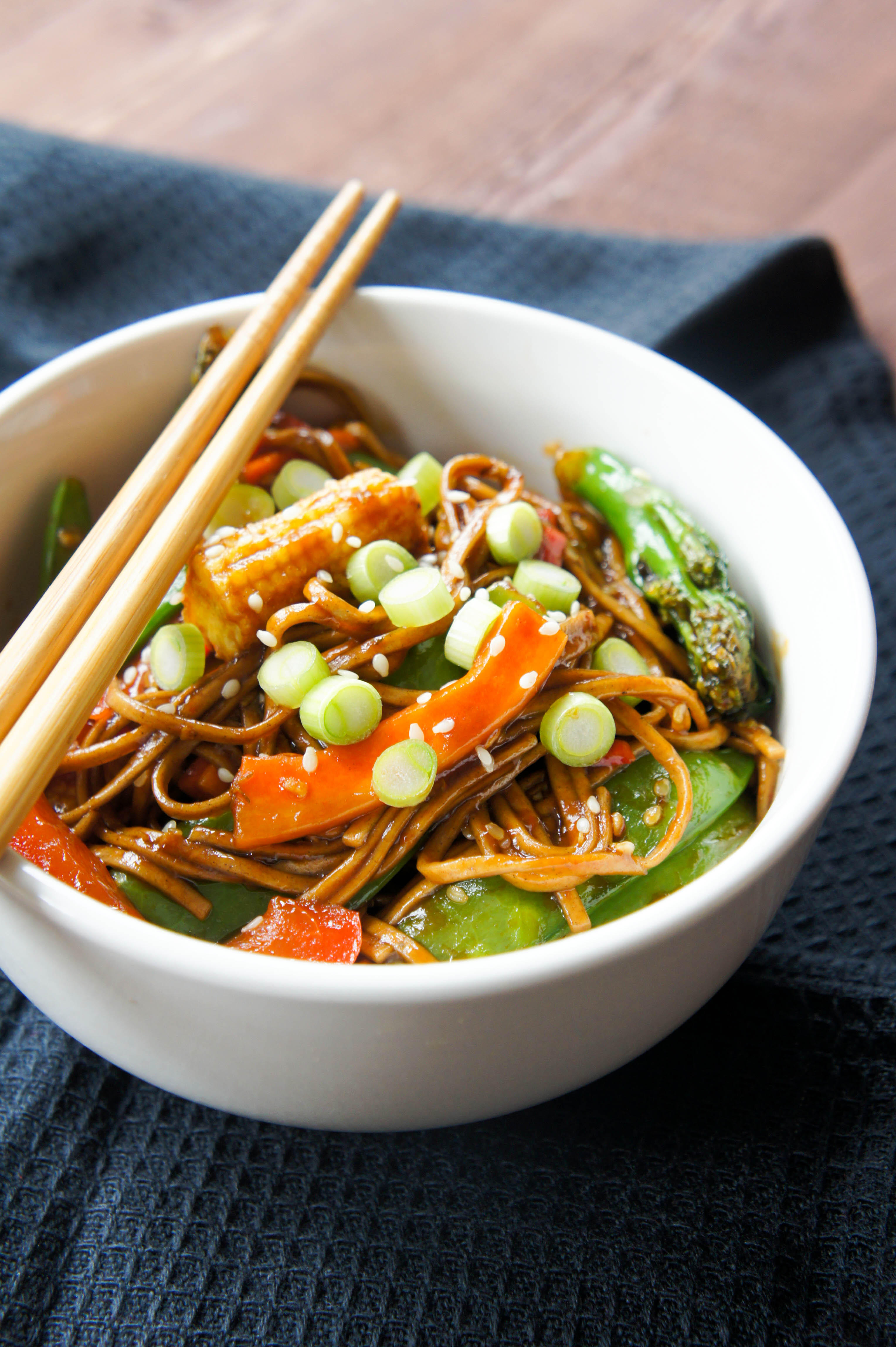 Soba noodles with stir fried vegetables close encounters of the soba noodles with vegetables close encounters of the cooking kind forumfinder Image collections
