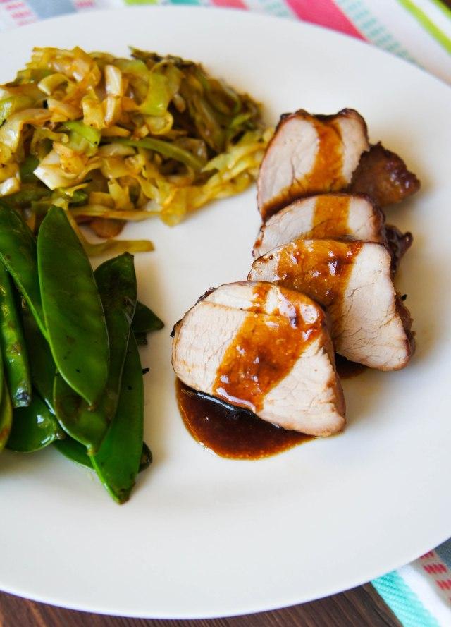 Asian Pork Fillet/Tenderloin | Close Encounters of the Cooking Kind