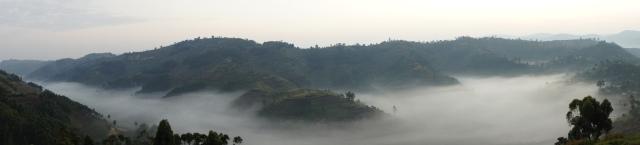 Sunrise, Uganda | Close Encounters of the Cooking