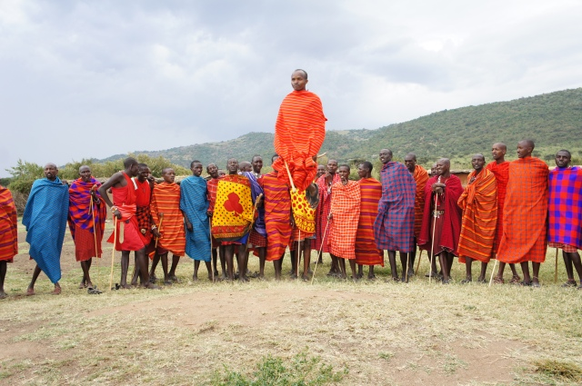 Masai Village, Kenya | Close Encounters of the Cooking Kind