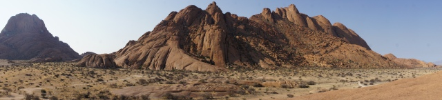 Spitzkoppe, Namibia | Close Encounters of the Cooking Kind
