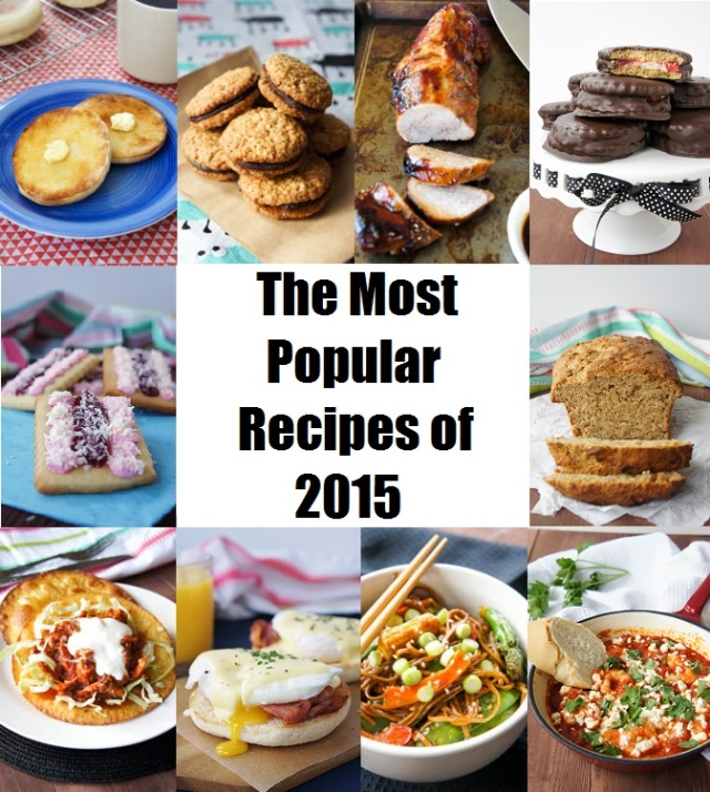 The Most Popular Recipes of 2015 | Close Encounters of the Cooking Kind